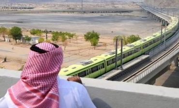 Saudi Arabia to launch 7 trains to connect holy sites