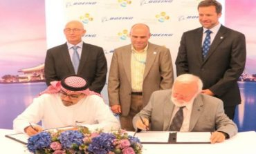 Boeing, KAUST renew pact on next-generation aerospace technologies
