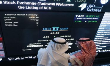 Banking shares pull Saudi index lower as investors keep to sidelines
