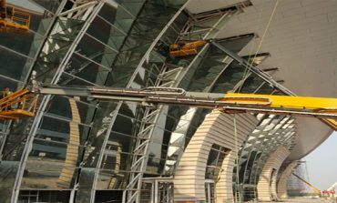 Haulotte plays key role in Jeddah airport project