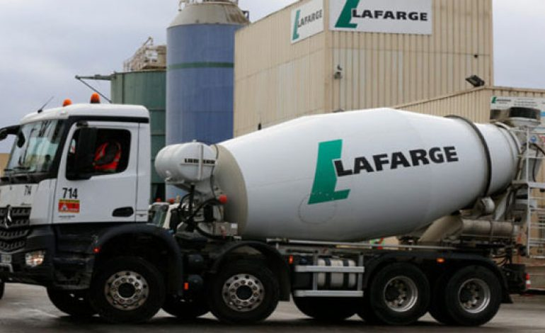 LafargeHolcim to open cement grinding station in Laayoune