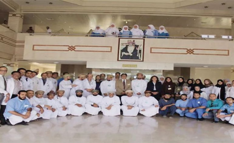 Nizwa Hospital wins 3rd place for patient safety