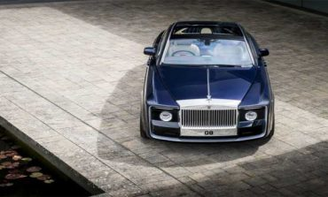Rolls-Royce unveils Sweptail for premier customers