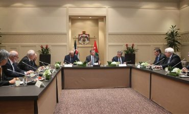 King receives Jordan's nuclear energy program committee