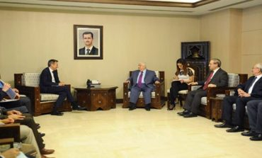 Al-Moallem to Maurer: Syria ready to boost cooperation with ICRC