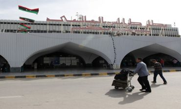 Presidential guard moves into Tripoli International Airport