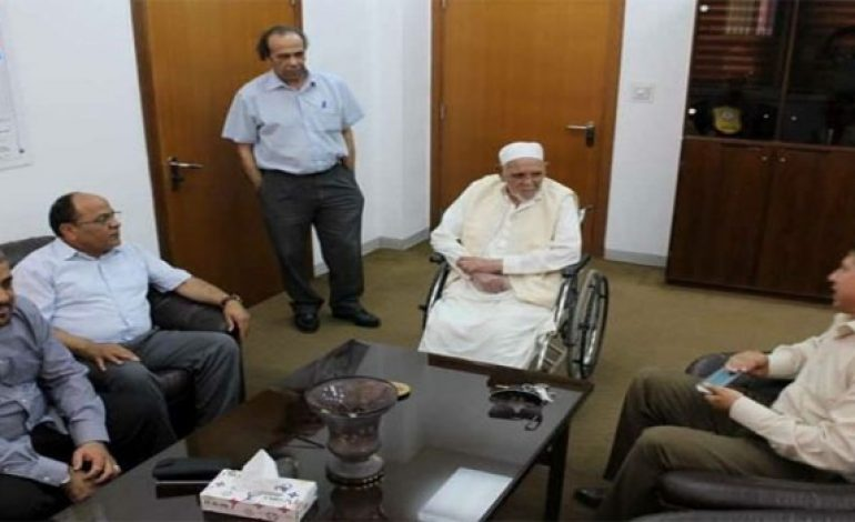 Omar Mukhtar's son welcomed at AGOCO