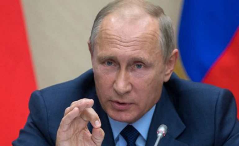 Putin: Int'l community should promptly consider Syria's post-war reconstruction