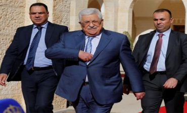 Palestinian President Abbas won't meet Pence in region: foreign minister