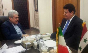 Increasing scientific and technological cooperation between Syria and Iran discussed