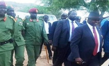 Machar removes rebel governors of Wau and Central Equatoria