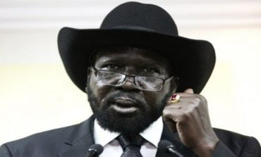 South Sudan president rejects two army system during interim period