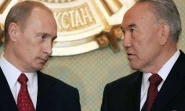 Putin, Nazarbayev: Sochi Congress outcomes would help settle crisis in Syria