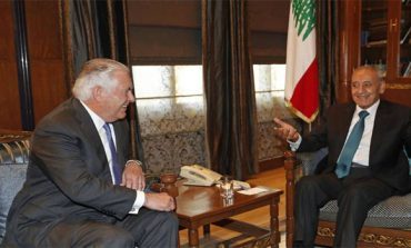 Lebanon rejects US solution for border conflict