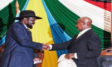 South Sudan president vows commitment to ending war