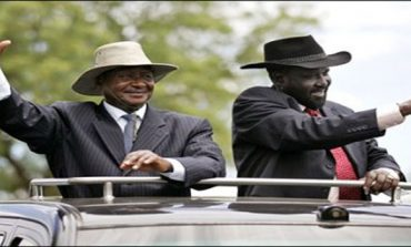 Museveni tells South Sudan not to worry from U.S. sanctions