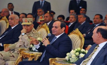 Al-Sisi inspects development projects in Port Said