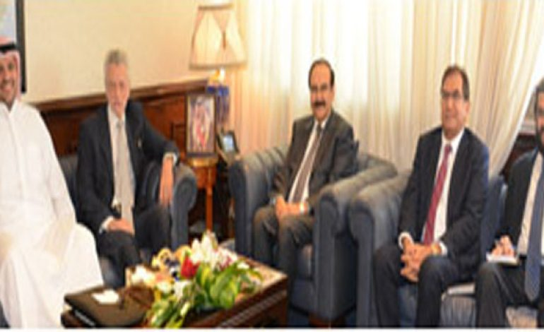 Investment in energy projects discussed