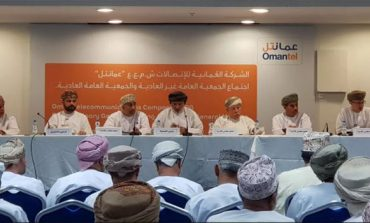 Omantel board approves 70% cash dividend