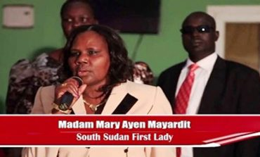 Prioritize agriculture, S. Sudan first lady tells citizens