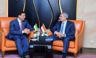 $2.5bn in Egyptian exports to UAE in 2017: Kabil