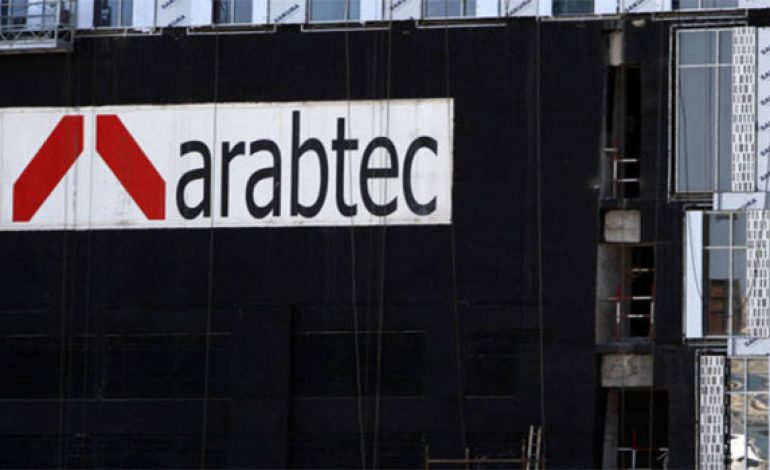 Arabtec Holding's board proposes AED 30.7m dividends for 2017