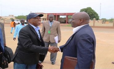 AU peace and security team in S. Sudan for peace