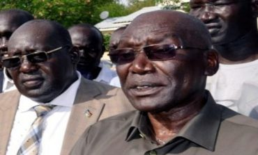 S. Sudan rejects participation of ex-army chief in peace talks