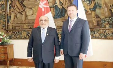 Bilateral relations with Czech Republic reviewed