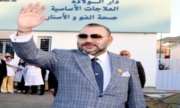 King Mohammed VI Orders FAR to Deploy Field Hospital to Gaza
