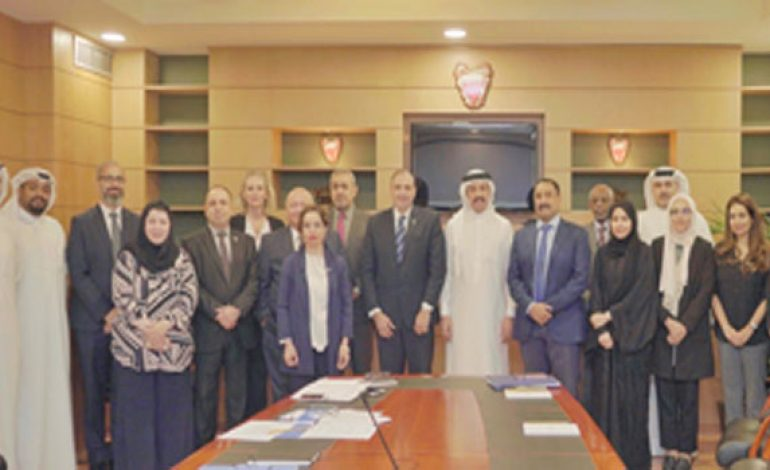 Bahrain chairs follow-up meeting with UN