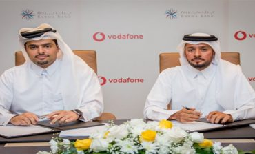 Vodafone Qatar agrees QR911m credit facility with Barwa Bank