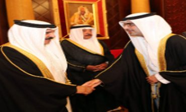 HM King receives Southern Governorate citizens