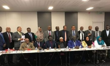 Sudanese opposition meets in Paris to discuss peace and organizational issues