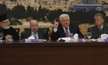 Palestinian Leaders are Calling on President Mahmoud Abbas to Withdraw Recognition of Israel