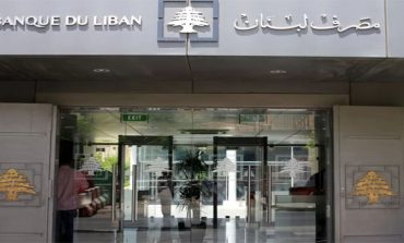 Lebanon central bank sells $3 billion in Eurobonds