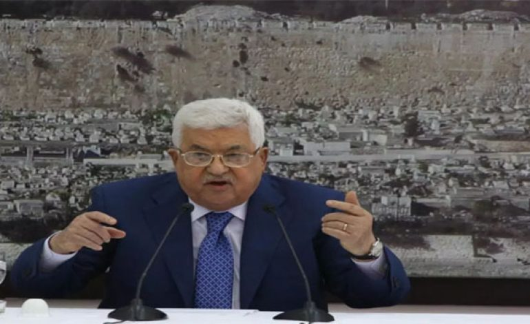 Palestinians are united for Gaza and against Abbas