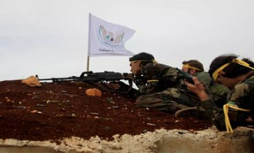 Assad forces seize opposition territory in south Syria