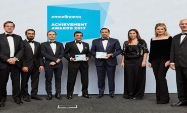 Investcorp wins 4 awards at EMEA Finance event