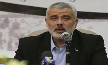 Hamas accepts Egyptian Paper for Palestinian reconciliation: Haniyeh to Egypt Intelligence Chief Kamel