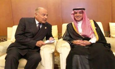 Sino-Arab efforts to combat extremism are key: Saudi foreign minister