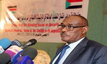 South Sudanese parties strike deal on governance: mediation