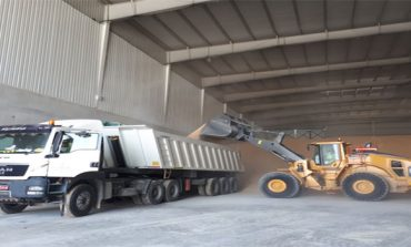 New agricultural bulk facility commissioned