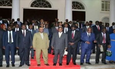 SSOA rejects South Sudan governance draft deal saying states issue is red line