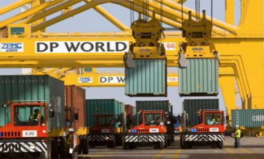 DP World's profit falls 2% in H1