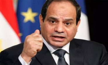 Egypt's Sisi discusses solutions for Libya, Syria conflicts with France's Macron