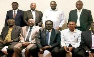 SSUM rejects its suspension from South Sudan Opposition Alliance