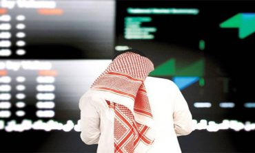 TASI breaks 4-session low, Nomu falls at Tuesday's close