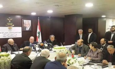 Palestinian factions, except Fatah, urge reconciliation