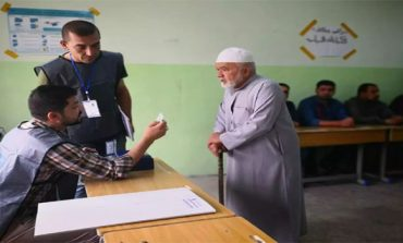 Iraq concludes manual vote recount